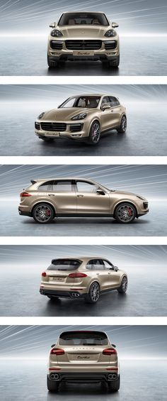 Sometimes a single look says it all. The #PorscheCayenne Turbo. Learn more: http://link.porsche.com/cayenne?pc=92AAXPINGA Combined fuel consumption in accordance with EU 5/6: Cayenne models 11.5-6.6 l/100 km, CO2 emissions 267-173 g/km. Cayenne S E-Hybrid 3.4 l/100 km, CO2 emissions 79 g/km; Combined electricity consumption 20.8 kWh/100 km