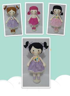 Amarelinha Arte Dolls