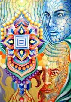 Eos Otherre / Sacred Geometry <3