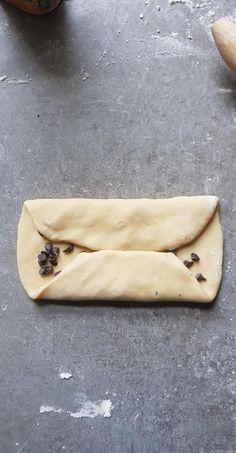 Brioche filante et extra moelleuse aux pépites de chocolat