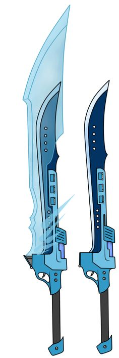 Winter Song - Selicia's sword by FH47.deviantart.com on @DeviantArt