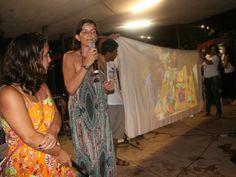 Matéria no G1 sobre Oasis realizado pelas gsas 2014 Adriane Morais e Juliana Teles no Festival Cultural do Pirão, em Manaus.
