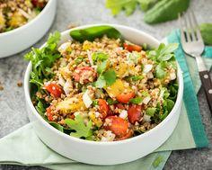 Roasted Buckwheat Salad