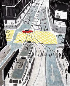 Ophelia Pang (Illustrator from Hong Kong; aka frameless)