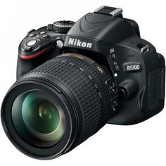Must get NIKON D5100 one day!