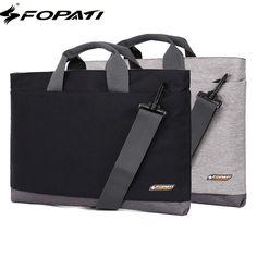 unisex Laptop bag 17.3 17 15.6 15 14 13 inch Notebook shoulder Messenger Bag men women handbag computer sleeve bags Notebook Bag