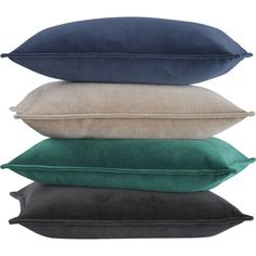 """Monroe 18"""" Pillows in Decorative Pillows   Crate and Barrel"""