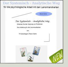 ⇒ WICHTIGE Info zum Arbeitsbuch Der Systemisch - Analytische Weg
