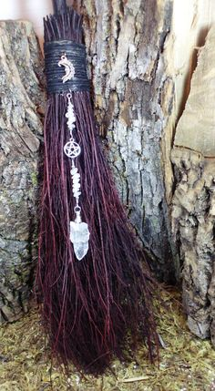 Wedding Besom/Handfasting Broom, Ritual Besom, Witches Broom, Broomstick. Wiccan Wedding, Wedding tradition, Wedding Ceremony