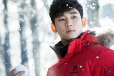 GUY CANDY: Kim Soo Hyun looks adorable in Beanpole Outdoor's ...