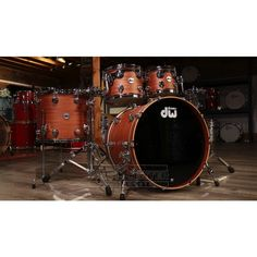 Drum Kits, Early American, Types Of Wood, Percussion, Wood Species, Drums, Wood Types, Drum Kit, Drum Kit