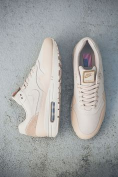"Nike Air Max 1 SP ""Patch"" Pack (Detailed Pictures)"