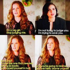 "Regina and Zelena - 6 * 3 ""The Other Shoe"""