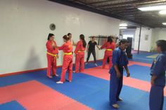 Ho Sin Sul/ Self Defense class