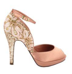 Zapato de verano de Menbur (ref. 5705) Summer shoes by Menbur (ref. 5705)