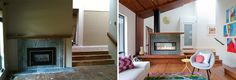 Before & After: The Transformation Of A Split-Level House By Ami McKay