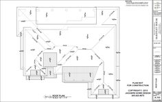 Roof Plan, Floor Plans, Gable Roof, How To Plan, Autocad, New Homes, Restaurant, House Design, Steel