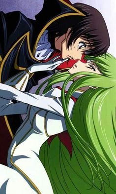 Lelouch and C.C
