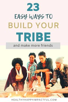 Make friends as an adult influence people and build your own personal community. Lots of tips for building exceptional relationships! Self Development Books, Personal Development, How To Influence People, Social Anxiety, Self Care Routine, Me Time, Best Self, Self Improvement, Self Help