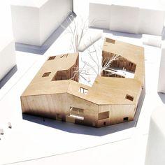 "3,704 Likes, 11 Comments - ᴀʀᴄʜɪᴛᴇᴄᴛs ᴠɪsɪᴏɴ (@architects__vision) on Instagram: ""❙ Kindergarten ❙ ٠ Follow @architects__vision ٠ . . #architectsvision #design #architecture…"""