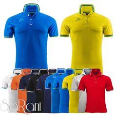 Polo uomo KAPPA MALTAX 5 MSS sport mare cotone piquet 200 maniche corte T-shirt