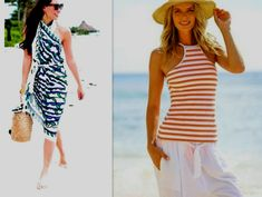 Beach Time Assessories – wanaabeehere Lily Pulitzer, Beachwear, Stylish, How To Wear, Dresses, Fashion, Fashion Styles, Lilly Pulitzer, Beach Outfits
