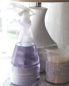 lavender linen spray 2
