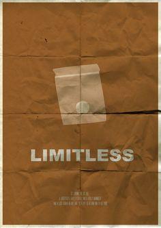 minimalist film poster limitless - Pesquisa Google