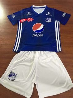 671eb26b Kids/Youth Millonarios FC 19/20 Wholesale Home Cheap Soccer Kit Sale [N468