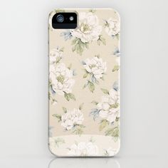 Floral iPhone & iPod Case by Sempiternal - $35.00
