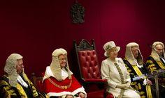 Queen Elizabeth II Photo - Queen Elizabeth II Opens The Rolls Building At The Royal Courts Of Justice