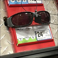 Diamond Plate Sunglasses Sales Psychology