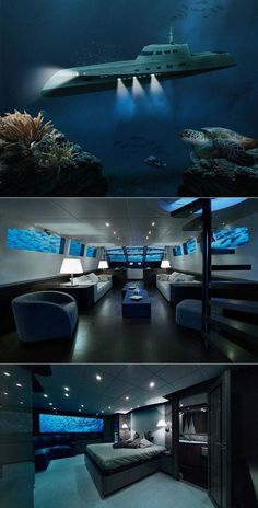 Under The Sea Luxury