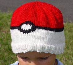 Pokemon Knit Hat