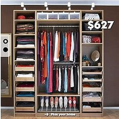 Ordinaire IKEA Closets Organizers Catalogue | Ikea Pa Wardrobe (shalomama) Tags: Ikea  Closet Pax