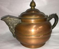 Buy online, view images and see past prices for Rochester 3 Pint Copper Tea Pot. Invaluable is the world's largest marketplace for art, antiques, and collectibles.
