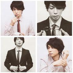 Matsumoto Jun (from Tumblr)