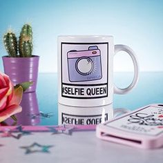 Personalised Selfie Mug: Item number: 3632991075 Currency: GBP Price: GBP8.95