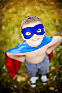 To be inspired is great..  To inspire is INCREDIBLE!  .....boys superhero photo