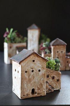 三日月植木鉢 の画像|陶芸作家 中山典子のきまぐれ日記