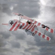 ww1 aircraft | ... model is of a very high quality Albatros DIII WW1 fighter aircraft