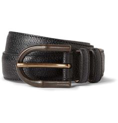 Gucci Bamboo-Detailed Textured-Leather Belt #mens #bamboo-detailed #textured-leather #black #belt #wantering