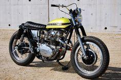 Yamaha XS650 / jp_bigmoon #flickr #special #vintage #yamaha #moto #caferacer