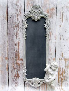 FRENCH COUNTRY DECOR Chalkboard French by RevivedVintage on Etsy, $229.00