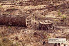 REBUILDING A FOREST ISN'T THAT EASY | Designer: Karen Hurley