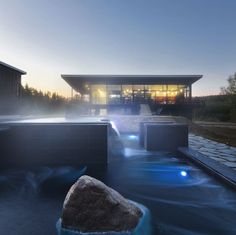 Image via Station Blü This newly reopened resort complex situated on the outskirts of Quebec's Charlevoix region, located just 35 miles from Québec City, got our attention thanks to...