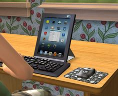 Mod The Sims - iSim Tablet ~ 4 Versions