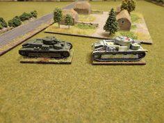 Russian T28: Minifigs vs Panzer Depot