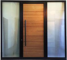 Modern aluminum door with wood slots custom entry doors in 2019 saudi arabia flag interior furniture Modern Patio Doors, Modern Patio Design, Modern Entry Door, Modern Windows, Entry Doors, Wood Doors, Entryway, Patio Door Blinds, Windows And Doors