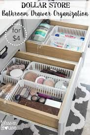 Dollar Store Bathroom Drawer Organization 2019 Keep drawers organized with super cheap bins from the dollar store! The post Dollar Store Bathroom Drawer Organization 2019 appeared first on Apartment Diy. Bathroom Drawer Organization, Organization Hacks, Organizing Ideas, Organize Bathroom Drawers, Organization Ideas For Bedrooms, Bedroom Drawers, Makeup Storage In Small Bathroom, How To Organize A Bathroom, Organize Junk Drawer